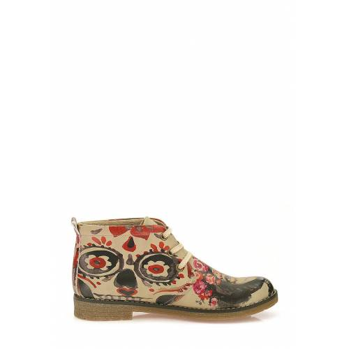 Goby Desert-Boots bunt