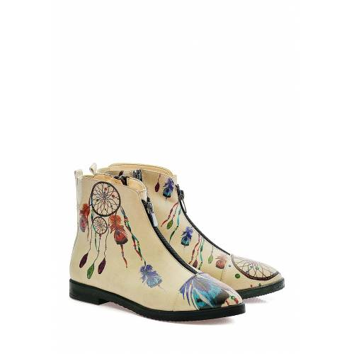 Goby Boots beige