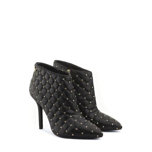 LIU JO Ankle-Boots Adele, Leder, Absatz 10 cm schwarz