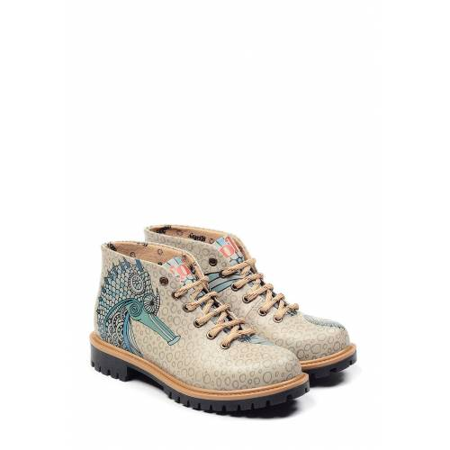 Goby Boots, beige