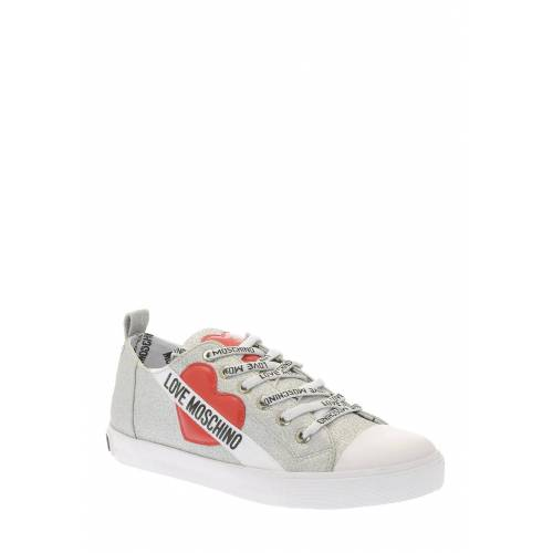Love Moschino Sneaker grau