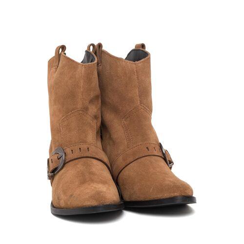 Trussardi Jeans Boots braun