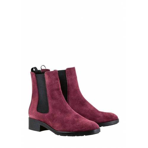 Högl Chelsea-Boots Beatle Boot, Leder rot