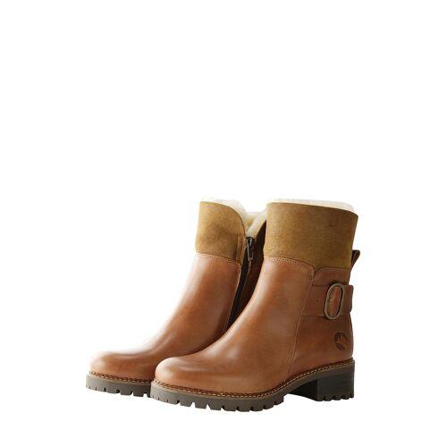 Travelin Boots Gete, Leder braun