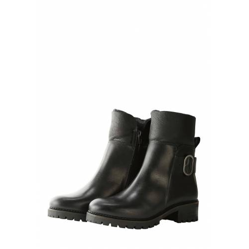 Travelin Boots Gete, Leder schwarz