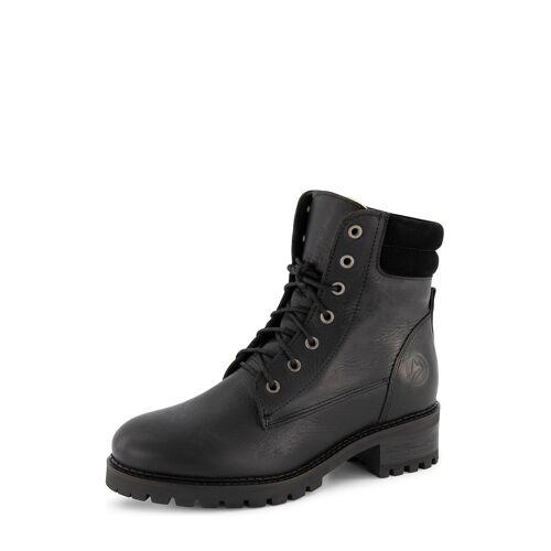 Travelin Boots Molde, Leder schwarz