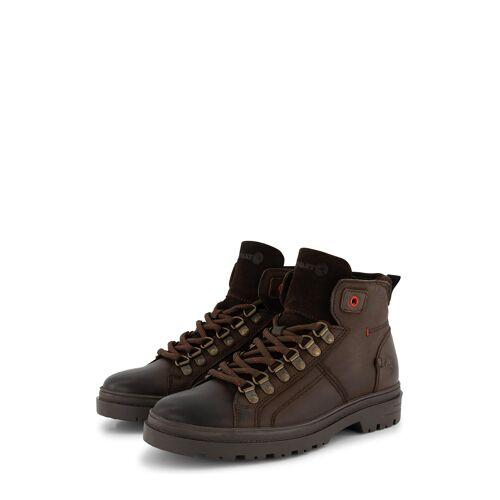 Travelin Boots Skaidi, Leder braun
