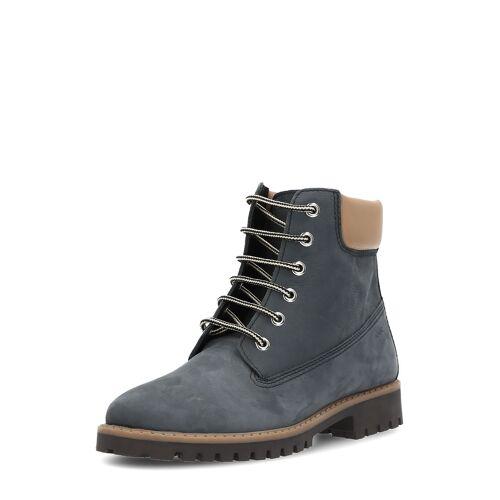 Marc Shoes Boots Fia, Leder, blau
