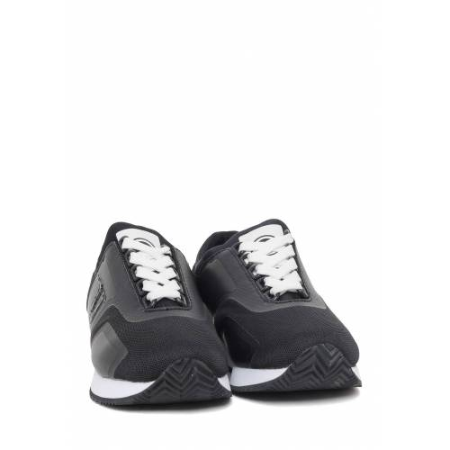 Trussardi Jeans Sneaker schwarz
