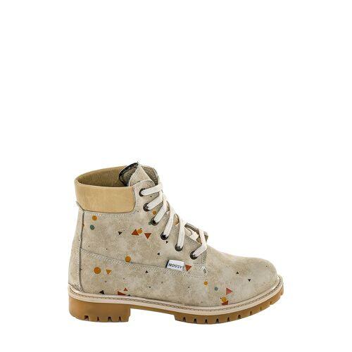 Noosy Boots beige