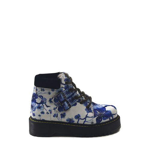 Goby Boots, Absatz 5,5 cm bunt