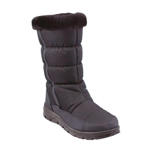 Kimberfeel Boots Cindy, schwarz