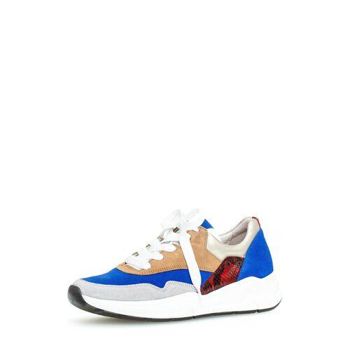 Gabor Sneaker, Absatz 4 cm bunt