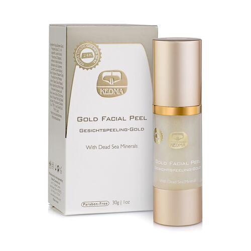 Kedma Gesichts-Peeling Gold, 30 g [142,53€*/100g]