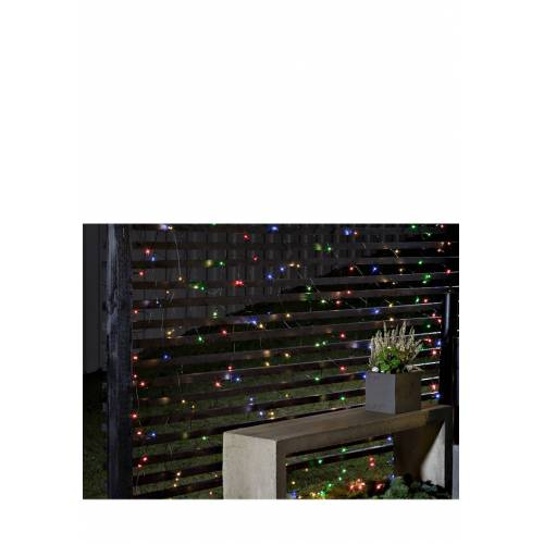 Konstsmide LED-Lichternetz, 250 Dioden
