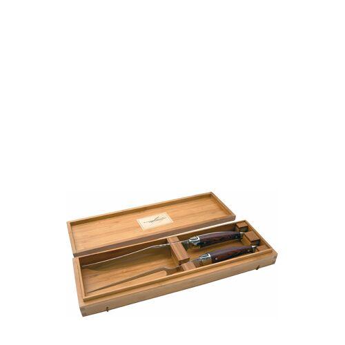 Laguiole Messer-Set, 2-tlg., B4,5 x L35 cm