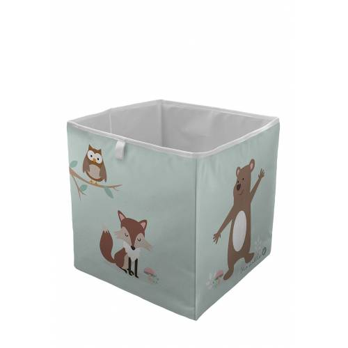 MR. FOX Aufbewahrungsbox, B32 x L32 cm