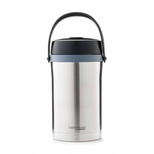 Thermocafé BY Thermo Isolierspeisegefäß Hot-Z, 2,1 l, silbern