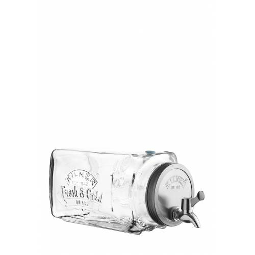 Kilner Kühlschrank-Getränkespender, 3 l