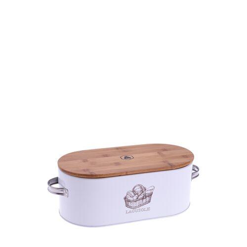 Laguiole Brot-Box, B18 x L34 x H12,5 cm
