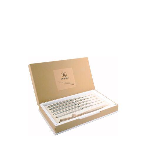 Laguiole Messer, 6er-Pack, B1,8 x L22,5 cm
