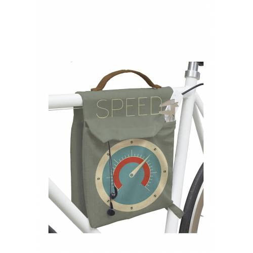 Really Nice Things Fahrradtasche Speed, B22 x H32 x T5 cm