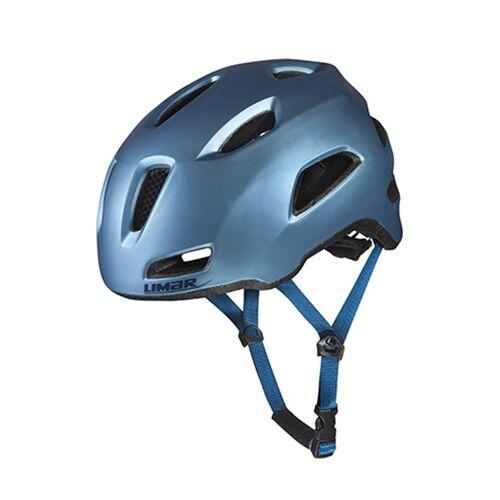 Limar Fahrradhelm Ciao, blau