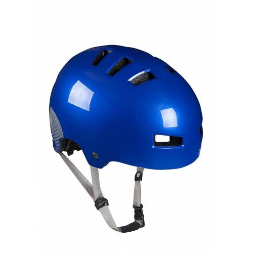 Limar Fahrradhelm 360°, blau