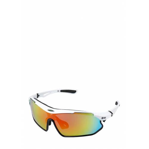 Yeaz Sport-Sonnenbrille Sunray, UV 400, weiß