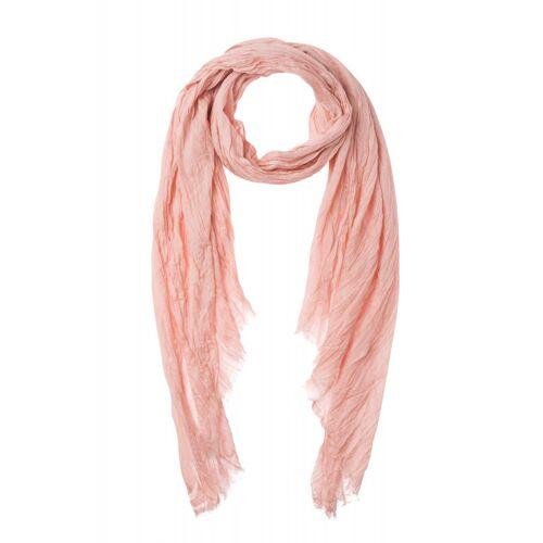 More & More Crash-Schal, rosé