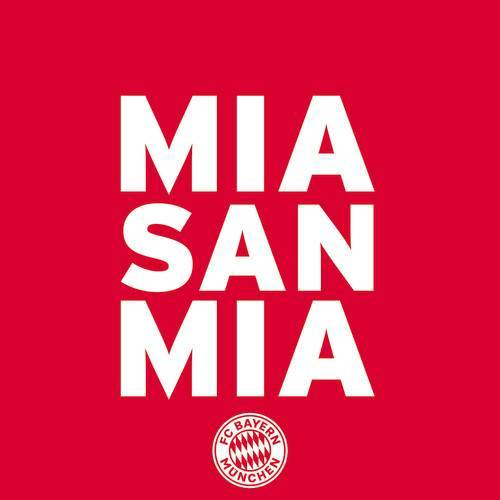 DeinDesign GmbH Apple iPhone 6s - Downflip with flap - Mia san Mia FCB Rot