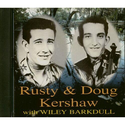 Rusty & Doug Kershaw - Rusty & Doug Kershaw With Wiley Barkdull (CD)