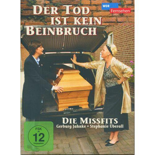 DIE MISSFITS - Der Tod ist kein Beinbruch (DVD)
