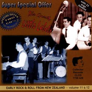 Various - Vol.11&12, Early Rock & Roll From New Zealand