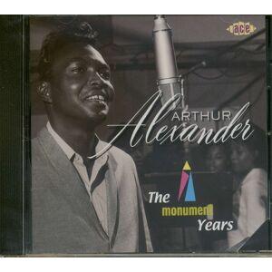 Arthur Alexander - The Monument Years (CD)