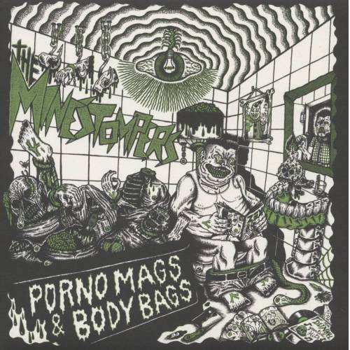 The Minestompers - Pornomags & Body Bags (LP)
