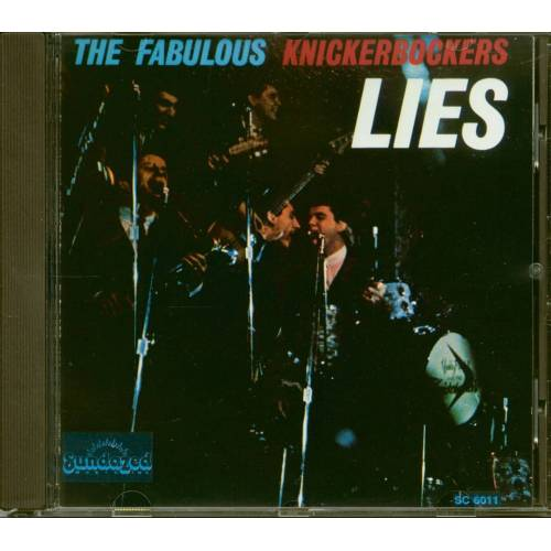 The Knickerbockers - Lies (CD)