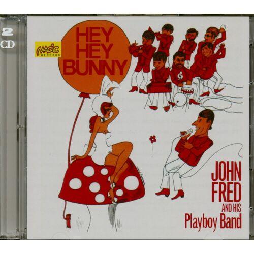John Fred & His Playboy Band - Hey Hey Bunny (2-CD)
