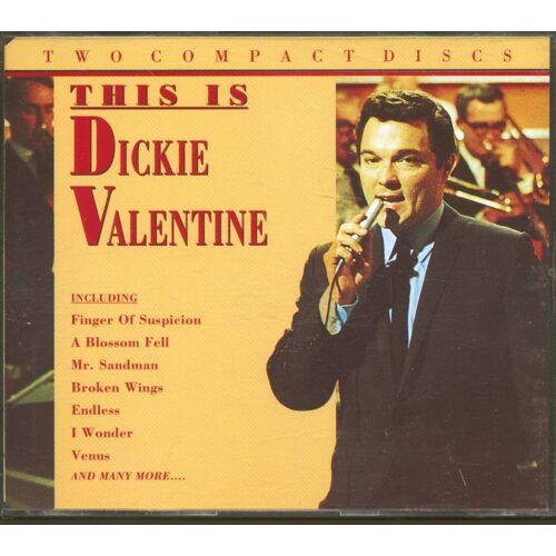 Dickie Valentine - This Is Dickie Valentine (2-CD)