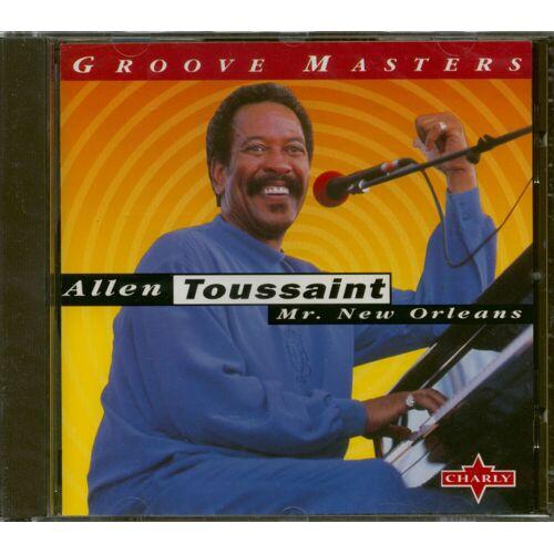 Allen Toussaint - Mr. New Orleans (CD)