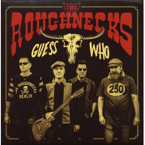 The Roughnecks - Guess Who (12inch EP, 45rpm)