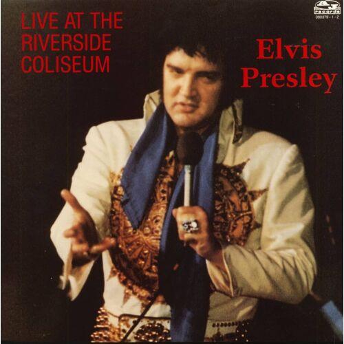 Elvis Presley - Live At The Riverside Coliseum (LP)