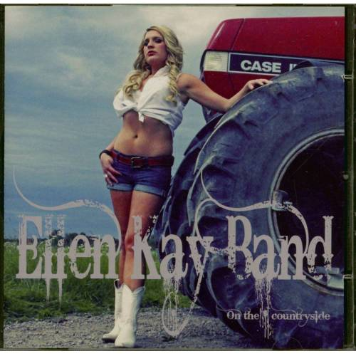 Ellen Kay Band - On The Countryside (CD)