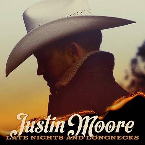 Justin Moore - Late Nights And Longnecks (CD)