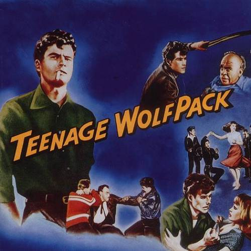 Various - Buffalo Bop - Teenage Wolfpack (CD)