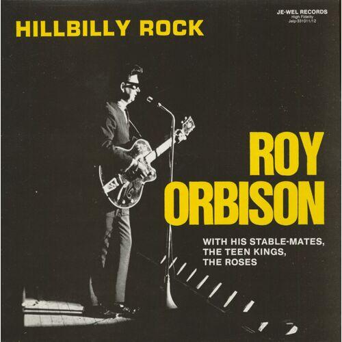 Roy Orbison - Hillbilly Rock (LP)