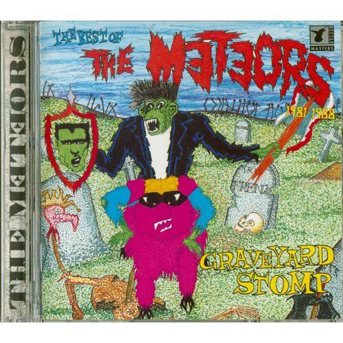 The Meteors - Graveyard Stomp - Best Of The Meteors 1981-88 (CD)