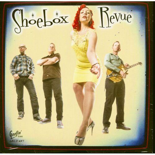 Shoebox Revue - Shoebox Revue (CD)