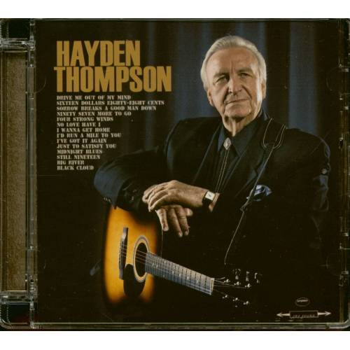 Hayden Thompson - Hayden Thompson (CD)