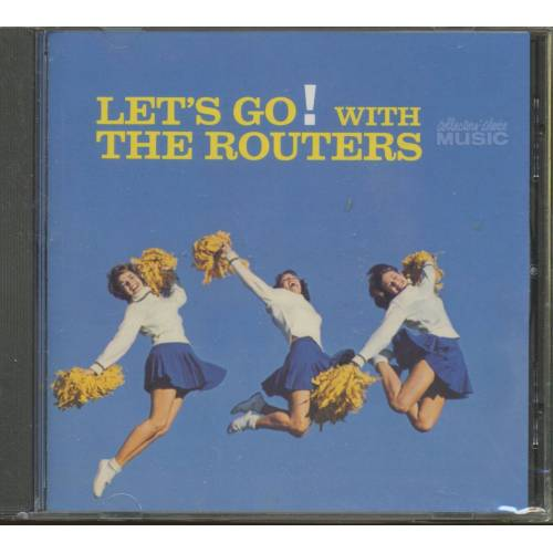 The Routers - Let's Go With The Routers (CD)